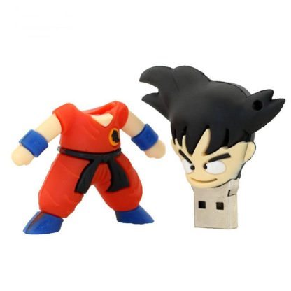 Cle-USB-Dragon-Ball-Goku-ouverte