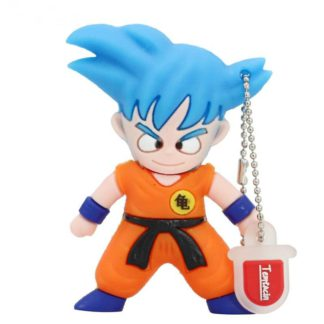 Cle-USB-Dragon-Ball-Super-Goku-Super-Saiyan-Bleu