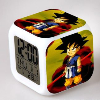 Reveil-Dragon-Ball-GT-Goku-Baton-Magique