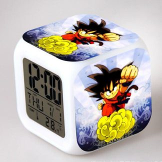 Reveil-Dragon-Ball-Goku-Petit-Nuage-Magique