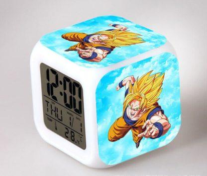 Reveil-Dragon-Ball-Goku-Super-Guerrier
