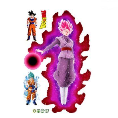 Sticker-Mural-Dragon-Ball-Super-Goku-Black-a