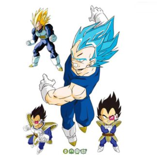 Sticker-Mural-Dragon-Ball-Vegeta