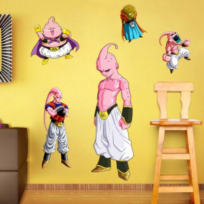Sticker-Mural-Dragon-Ball-Z-Boo-a