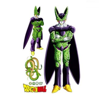 Sticker-Mural-Dragon-Ball-Z-Cell