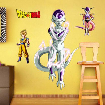 Sticker-Mural-Dragon-Ball-Z-Freezer