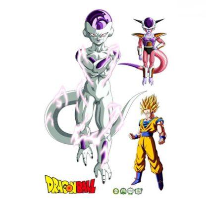 Sticker-Mural-Dragon-Ball-Z-Freezer-Goku