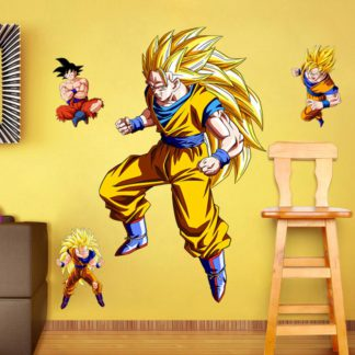 Sticker-Mural-Dragon-Ball-Z-Goku-Super-Saiyan-3