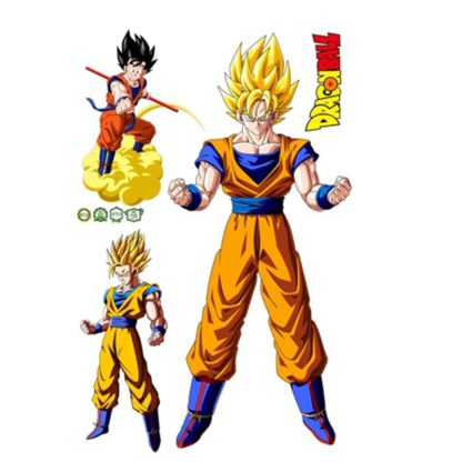 Sticker-Mural-Dragon-Ball-Z-Goku-Super-Saiyan-a