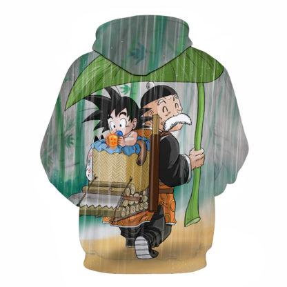 Sweat-a-Capuche-Dragon-Ball-Goku-Bebe-Son-Gohan-dos