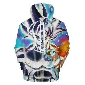 Sweat-a-Capuche-Dragon-Ball-Super-Goku-Ultra-Instinct