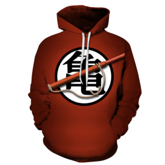 Sweat-a-Capuche-Dragon-Ball-Z-Baton-Magique