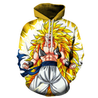 Sweat-a-Capuche-Dragon-Ball-Z-Gogeta-Super-Saiyan-3