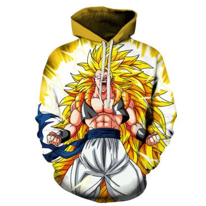 Sweat-a-Capuche-Dragon-Ball-Z-Gogeta-Super-Saiyan-3