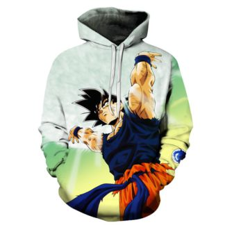 Sweat-a-Capuche-Dragon-Ball-Z-Goku-Force-Universelle