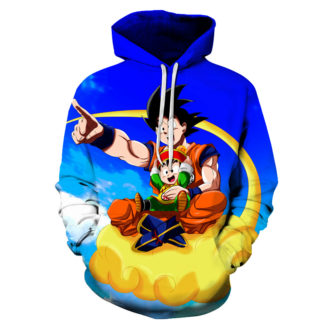 Sweat-a-Capuche-Dragon-Ball-Z-Goku-Gohan
