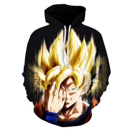 Sweat-a-Capuche-Dragon-Ball-Z-Goku-Teleportation