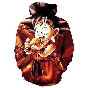 Sweats à capuche Dragon Ball