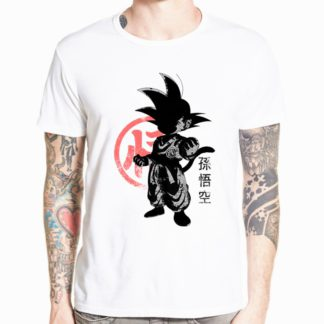 Tee-Shirt-Dragon-Ball-Goku-Enfant