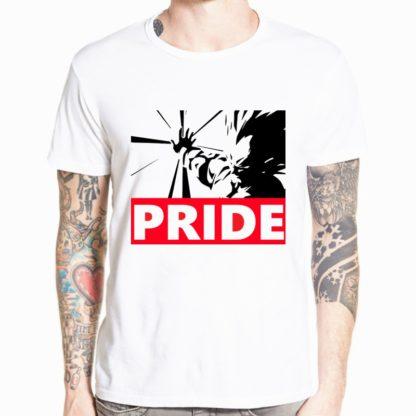 Tee-Shirt-Dragon-Ball-Z-Vegeta-Pride