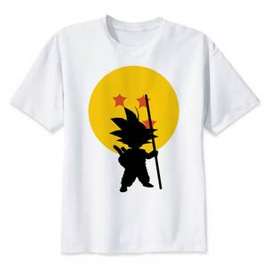 Tee Shirt Dragon Ball