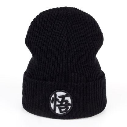Bonnet-Dragon-Ball-Z-Kanji-Go-Noir