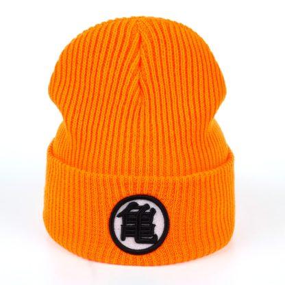Bonnet-Dragon-Ball-Z-Kanji-Kame-Orange