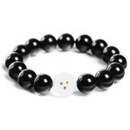 Bracelet-Dragon-Ball-3-Etoiles-noir