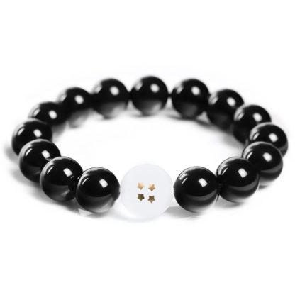 Bracelet-Dragon-Ball-4-Etoiles-noir