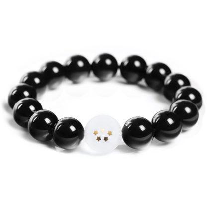 Bracelet-Dragon-Ball-5-Etoiles-noir