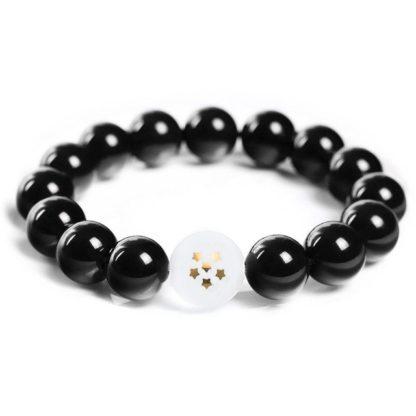 Bracelet-Dragon-Ball-6-Etoiles-noir