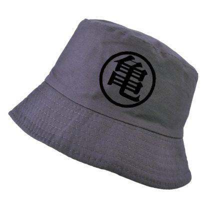 Chapeau-Bob-Dragon-Ball-Z-Kanji-Kame-Gris
