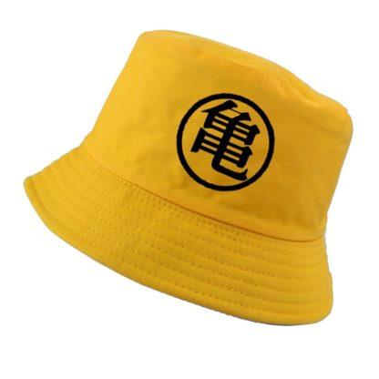Chapeau-Bob-Dragon-Ball-Z-Kanji-Kame-Jaune