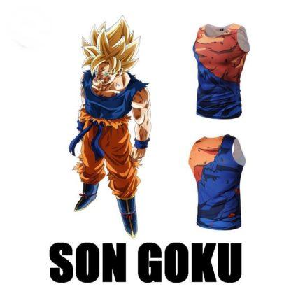 Debardeur-Dragon-Ball-Z-Goku-Super-Saiyan-a