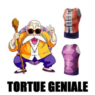 Debardeur-Dragon-Ball-Z-Tortue-Geniale-a