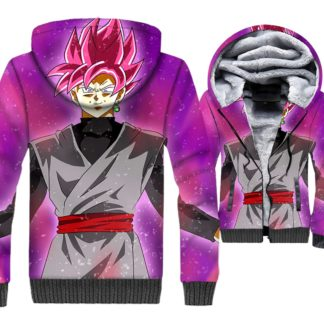 Manteau-Dragon-Ball-Goku-Black