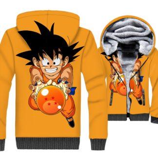 Manteau-Dragon-Ball-Goku-Boule-de-Cristal