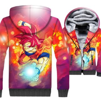Manteau-Dragon-Ball-Super-Goku-SSJ-Divin