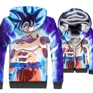 Manteau-Dragon-Ball-Super-Goku-Ultra-Instinct
