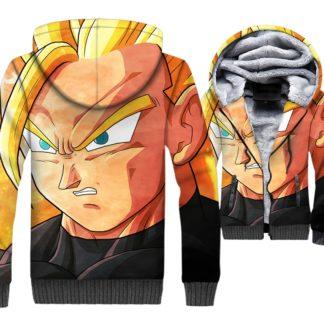 Manteau-Dragon-Ball-Z-Gohan-Super-Saiyan