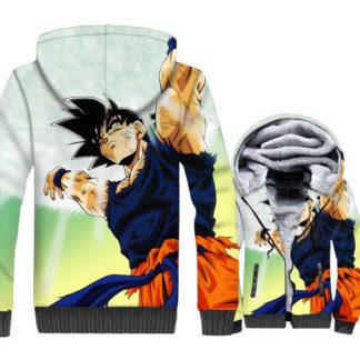 Manteau-Dragon-Ball-Z-Goku-Genkidama