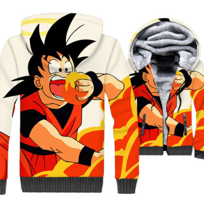 Manteau-Dragon-Ball-Z-Goku-Nuage