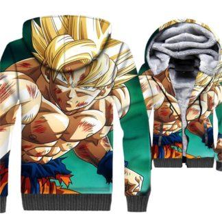 Manteau-Dragon-Ball-Z-Goku-Super-Saiyan