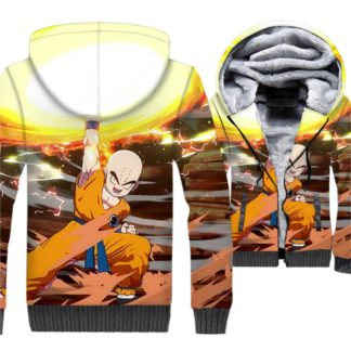 Manteau-Dragon-Ball-Z-Krilin