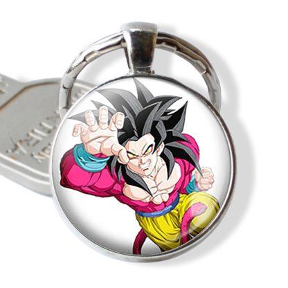 Porte-Cles-Dragon-Ball-GT-Goku-SSJ4