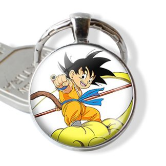 Porte-Cles-Dragon-Ball-Goku
