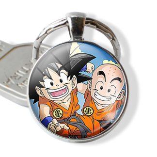 Porte-Cles-Dragon-Ball-Goku-Krilin