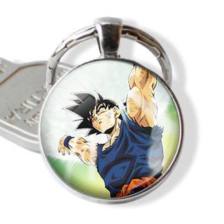 Porte-Cles-Dragon-Ball-Z-Goku-Genkidama