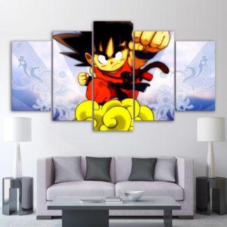 Tableau-Dragon-Ball-Goku