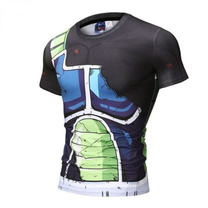 Tee-Shirt-Musculation-Dragon-Ball-Z-Bardock